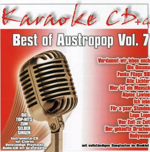 Best of Austropop, Vol. 7