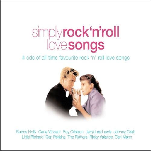 Rock and roll love song