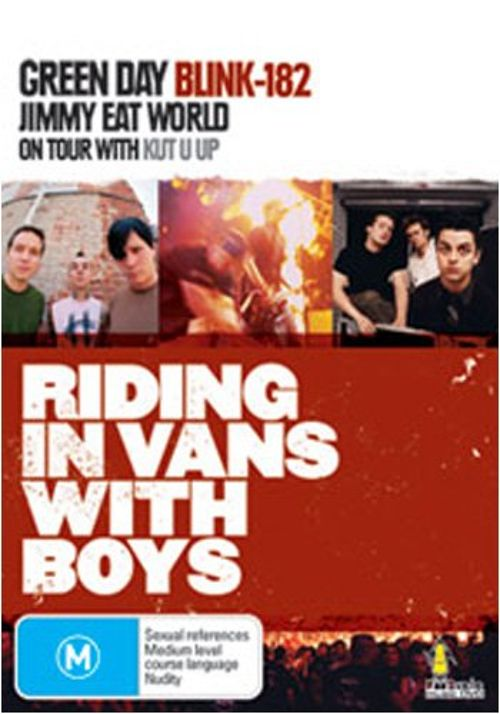 Riding in Vans with Boys