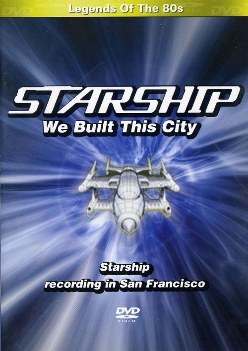 We Built This City [DVD]