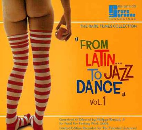 From Latin to Jazz Dance, Vol. 1