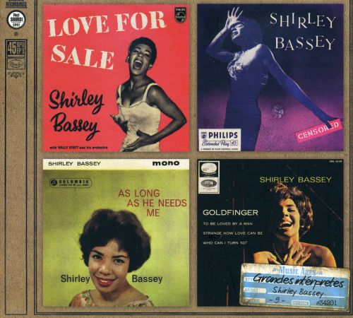 Shirley Bassey [Music Ages]