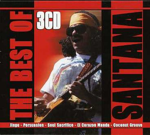 Best of Santana [Greatest Collection]