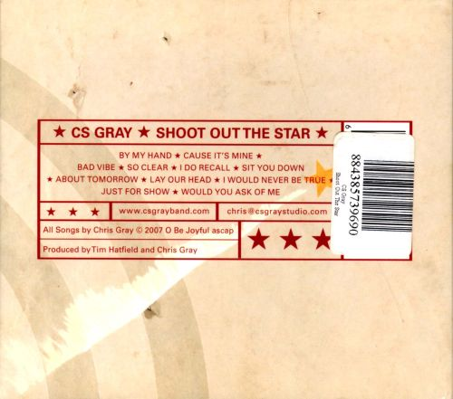 Shoot Out The Star