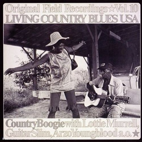 Living Country Blues USA, Vol. 10