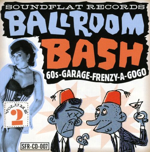 Soundflat Records Ballroom Bash!, Vol. 2