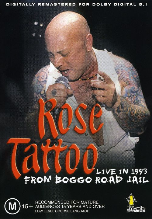 Live from Boggo Road Jail 1993