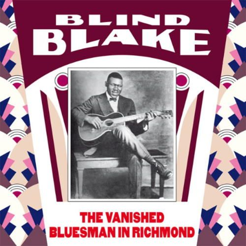 The Vanished Bluesman in Richmond