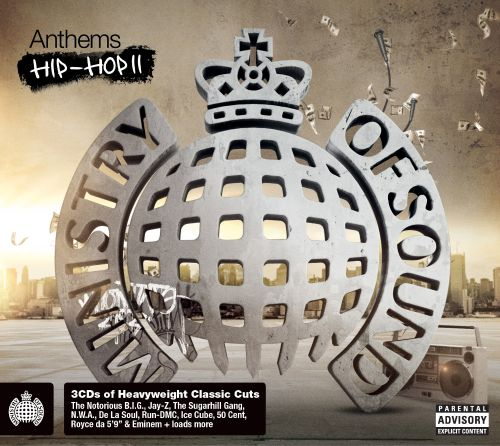Ministry of Sound Anthems: Hip-Hop II