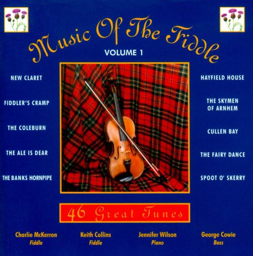 Music of the Fiddle, Vol. 1 [Ross]