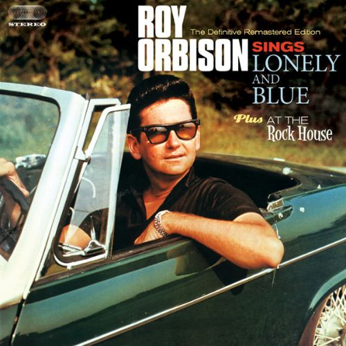 Afbeeldingsresultaat voor roy orbison sings lonely and blue