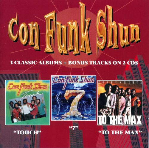 Touch/Con Funk Shun 7/To the Max