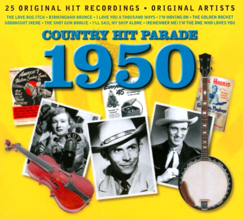 Country Hit Parade 1950