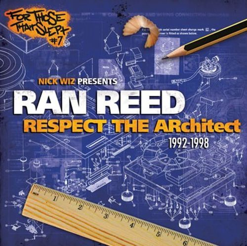 Respect the Architect 1992-1998