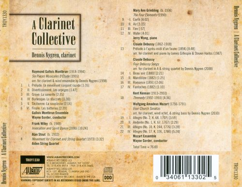 A Clarinet Collective