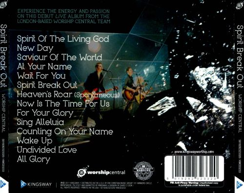 Spirit Break Out - Worship Central | Songs, Reviews, Credits | AllMusic