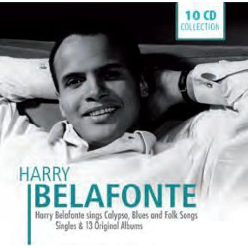 Harry Belafonte Sings Calypso Blues & Folk Songs