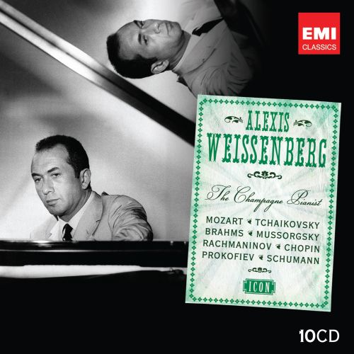 Alexis Weissenberg: The Champagne Pianist
