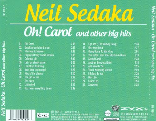 Oh! Carol & Other Hits