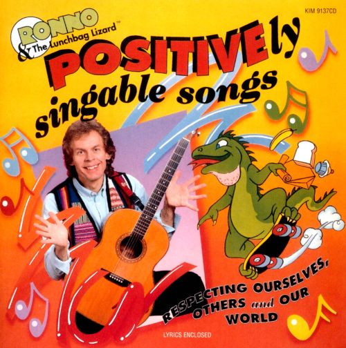 Positively Singable Songs