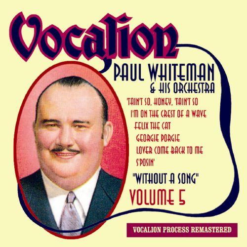 WithoutA Song, Vol. 5
