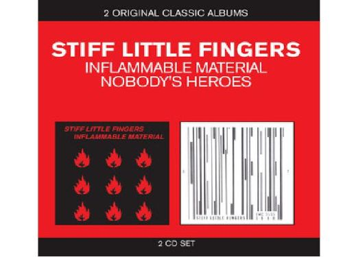 Classic Albums - Inflammable Material/Nobody's Heroes