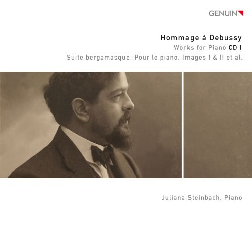 Hommage à Debussy: Works for Piano, CD 1