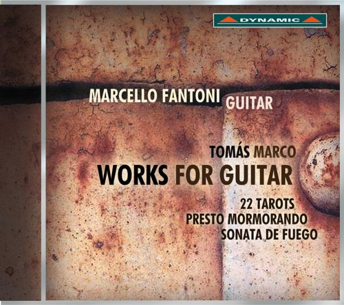 Tomás Marco: Works for Guitar