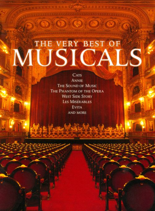 The Very Best of Musicals [Somerset]