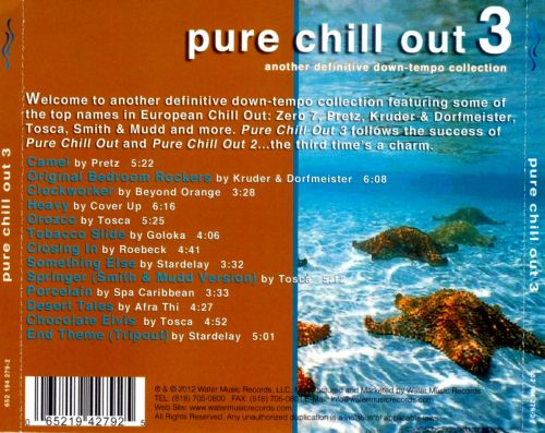 Pure Chill Out, Vol. 3