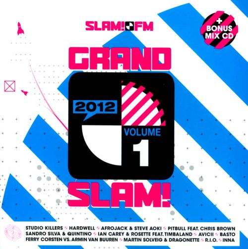 Slam FM Presents Grand Slam 2012, Vol. 1