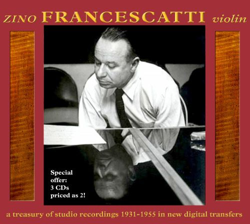 A Treasury of Studio Recordings, 1931-1955