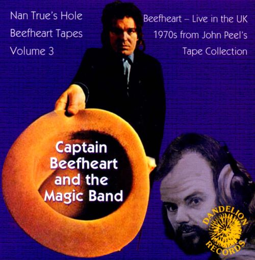Nan True's Hole: Beefheart Tapes, Vol. 3