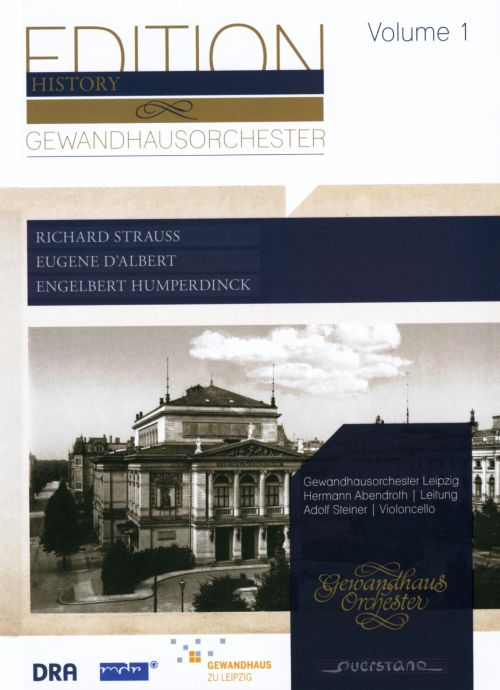 Edition Gewandhausorchester Leipzig, Vol. 1