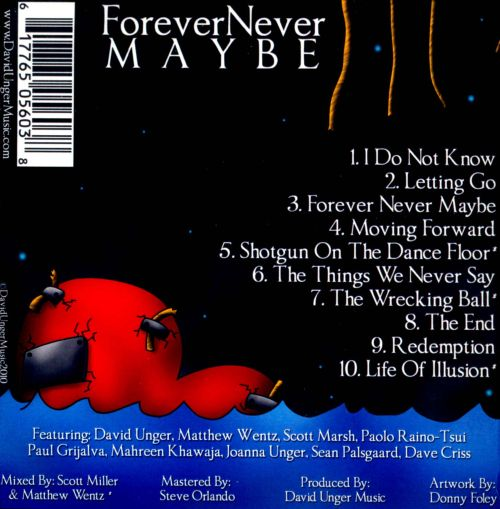 Forever Never Maybe