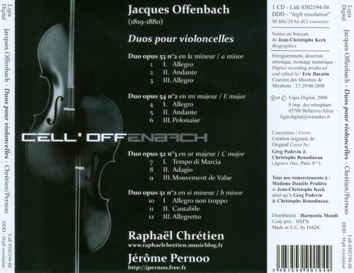 Cell'Offenbach