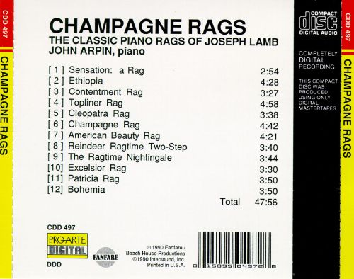 Champagne Rags