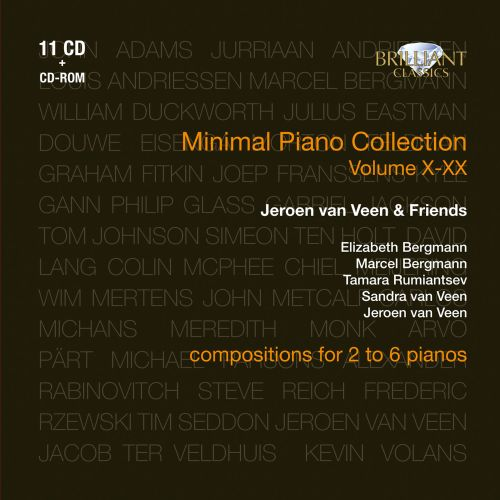 Minimal Piano Collection, Vol. 10-20