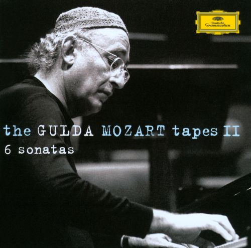 The Gulda Mozart Tapes, Vol. 2
