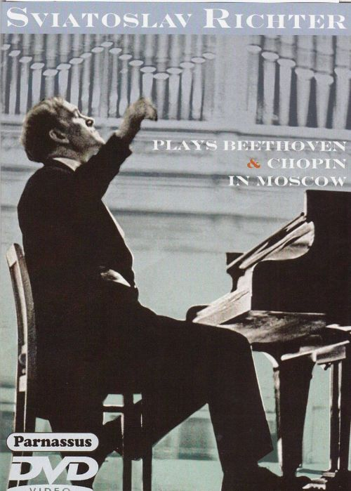 Sviatoslav Richter plays Beethoven & Chopin in Moscow