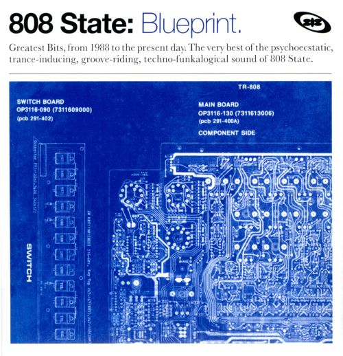Blueprint 808 state songs reviews credits allmusic blueprint blueprint malvernweather Images