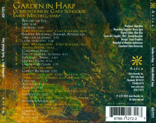 Garden in Harp: Compositions by Gary Schocker