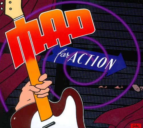 Mad For Action