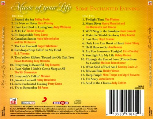Music Of Your Life: Some Enchanted Evening