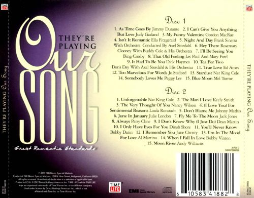 Music Of Your Life: They're Playing Our Song