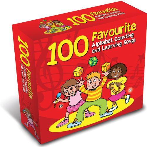 100 Favourite Alphabet, Counting