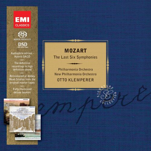 Mozart: The Last Six Symphonies [Limited Edition]