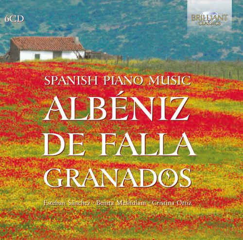 Spanish Piano Music