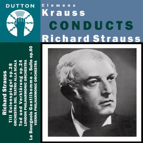 Clemens Krauss conducts Richard Strauss