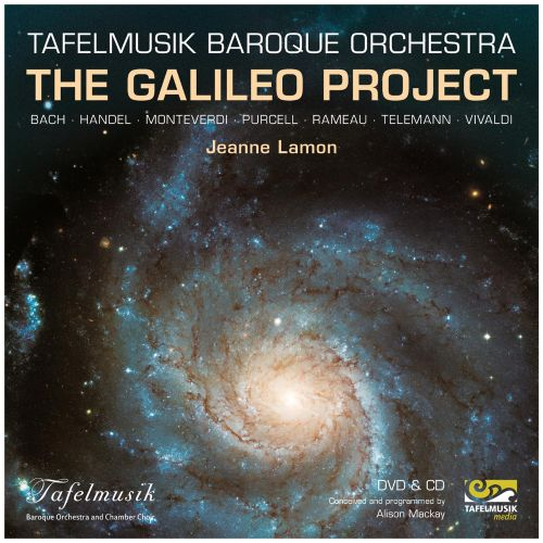 Orchestral Music: Bach, Handel, Monteverdi, Purcell & others